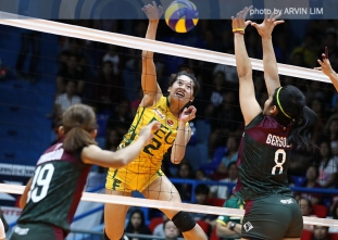 Lady Tams send Lady Maroons packing