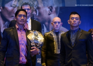 ONE Championship: Kings of Destiny press conference