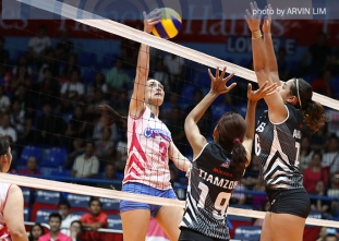 Perlas takes down Alyssa Valdez-led Creamline