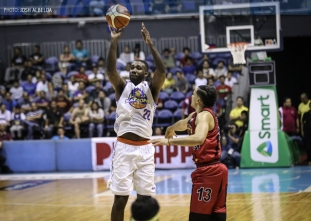 Greene powers TNT past San Miguel
