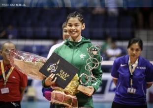 UAAP 79 Women's Volleyball Awarding Ceremony