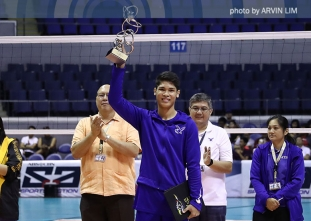 UAAP 79 Men's Volleyball Awarding Ceremony