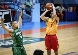 Golden Stags bring down Blazers, barge into win column