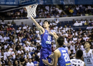 Three in a row for Gilas Pilipinas after pummeling Malaysia