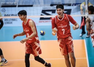 HD Spikers keep perfect record, take solo lead