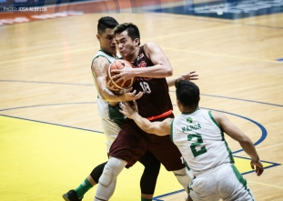 Desiderio powers UP to back-to-back wins