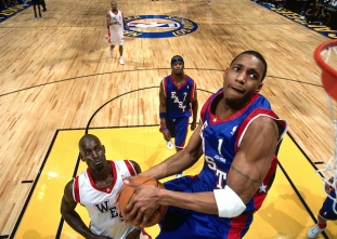 Happy birthday Tracy McGrady! (May 24, 1979)