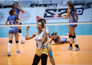 Jet Spikers upset Lady Warriors in five sets