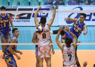 Jet Spikers bounce back to force semis series decider