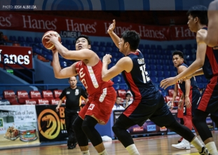UE ends preseason on a high note at expense of Letran