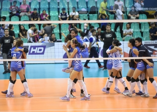 Lady Warriors set up Finals duel with Water Defenders