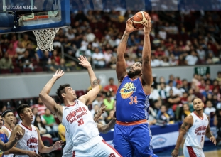 Smith powers TNT to big Game 1 victory over Ginebra
