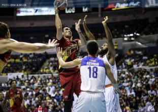 Beermen overcome TNT's historic start to score emphatic win