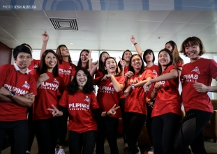 AVC 19th Asian Senior Women's Championship Press Conference