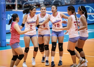 Valdez, Morado power Cool Smashers past Lady Falcons