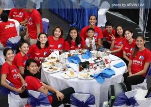 Philippine National Womens Volleyball Team Presscon