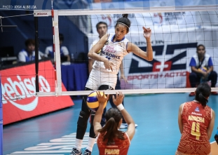 Jet Spikers fly higher with third win in a row