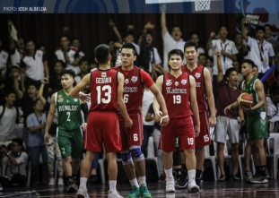 Nambatac's 31 points push Letran to second straight win