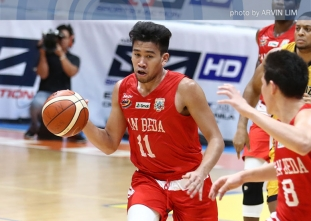 San Beda still streaking behind Doliguez's breakout game