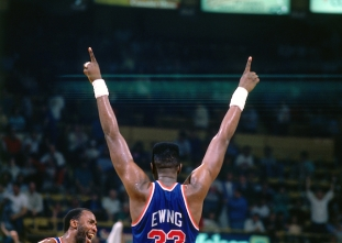 Happy birthday Patrick Ewing! (August 5, 1962)