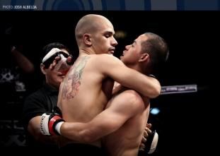 #URCCXXX: Kiko Matos def. Billy Jack Sanchez via Submission