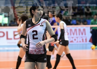 #AVCWomensSCH: Japan def Thailand 22-25, 25-20, 25-22, 26-24