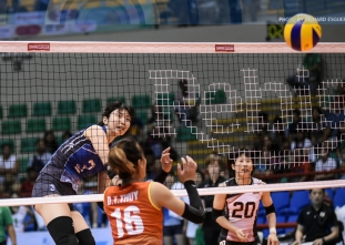 #AVCWomensSCH: Japan def. Vietnam 25-22, 25-21, 25-16