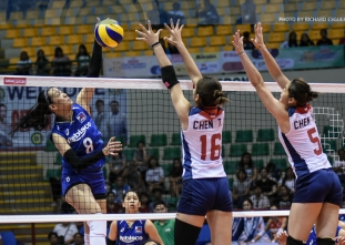 Chinese-Taipei downs PHI in classification round
