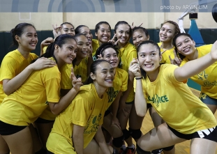 PVL Collegiate Conference Shoot: FEU
