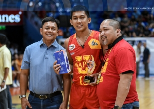 Orquina fights through flu all the way to 3-Point crown