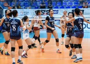 Lady Falcons outlast Lady Maroons