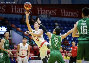 Lions mangle Blazers; Bolick, two others thrown out