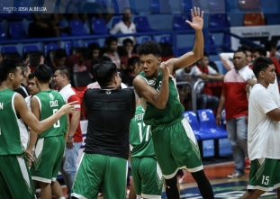 Fornilos' 19-16 double-double leads CSB-LSGH over San Beda