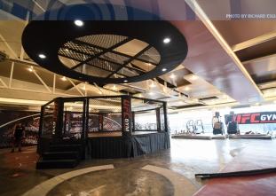 Sports Space: UFC Gym