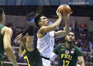 Ateneo torches FEU for 3-0 start to season