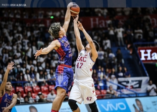 Arellano stays alive after surviving EAC's furious fightback