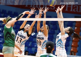 Adamson gains semis seat, loses Galanza to ankle injury