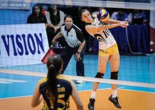 Lady Tams crush Lady Bombers in straight sets
