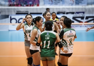 Lady Blazers end campaign on a high note
