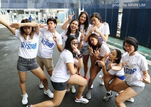 OUTTAKES: PVL All-Star Photoshoot