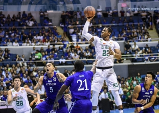 DLSU comes from behind to end Ateneo's unbeaten run | PT. 2