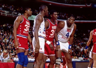 THROWBACK: 1988 All-Star Weekend