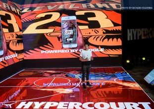 IN PHOTOS: Hyper Court launch