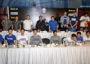 IN PHOTOS: Gilas Pilipinas send-off