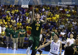 Tamaraws live to fight another day against Eagles