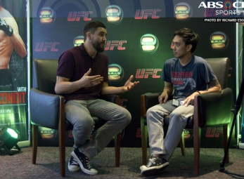 Exclusive Interview with Carlos Condit