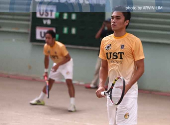 UAAP 77 Men's Tennis: UE vs. UST