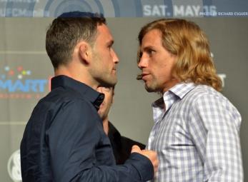 UFC Fight Night Manila Media Day