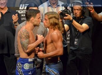 UFC Fight Night Manila Weigh-Ins
