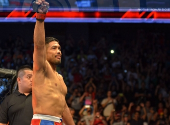 UFC Fight Night Manila Part 2